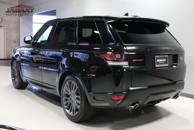 2016 Land Rover Range Rover Sport V6 HSE HST Limited Merrillville, Indiana 2