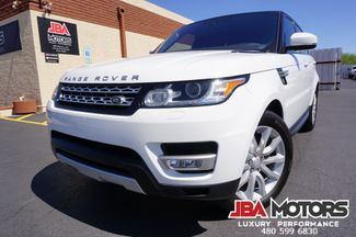 2016 Land Rover Range Rover Sport HSE 4x4 4WD SUV ~ 1 Owner Car ~ Serviced!  | MESA, AZ | JBA MOTORS in Mesa AZ