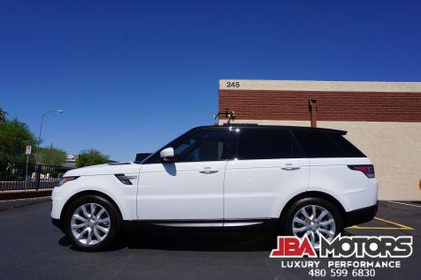 2016 Land Rover Range Rover Sport HSE 4x4 4WD SUV ~ 1 Owner Car ~ Serviced!  | MESA, AZ | JBA MOTORS in MESA, AZ