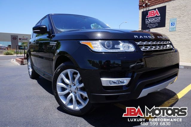 2016 Land Rover Range Rover Sport V6 HSE Supercharged ~ 1 Owner Clean CarFax