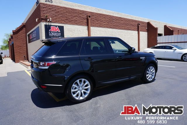 2016 Land Rover Range Rover Sport V6 HSE Supercharged ~ 1 Owner Clean CarFax in Mesa, AZ 85202