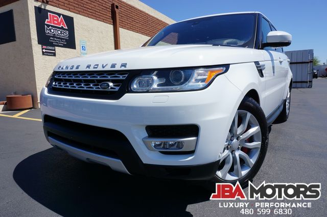 2016 Land Rover Range Rover Sport V8 Supercharged ~ Vision Pack ~ Driver Assist WOW