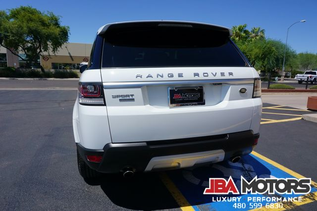 2016 Land Rover Range Rover Sport V8 Supercharged ~ Vision Pack ~ Driver Assist WOW in Mesa, AZ 85202