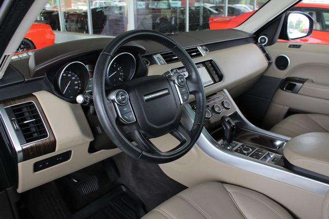 2016 Land Rover Range Rover Sport V6 HSE 4WD - NAV - PANO ROOF - BLIND SPOT! Mooresville , NC 33