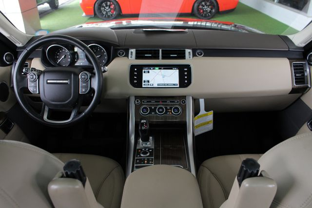 2016 Land Rover Range Rover Sport V6 HSE 4WD - NAV - PANO ROOF - BLIND SPOT! Mooresville , NC 31