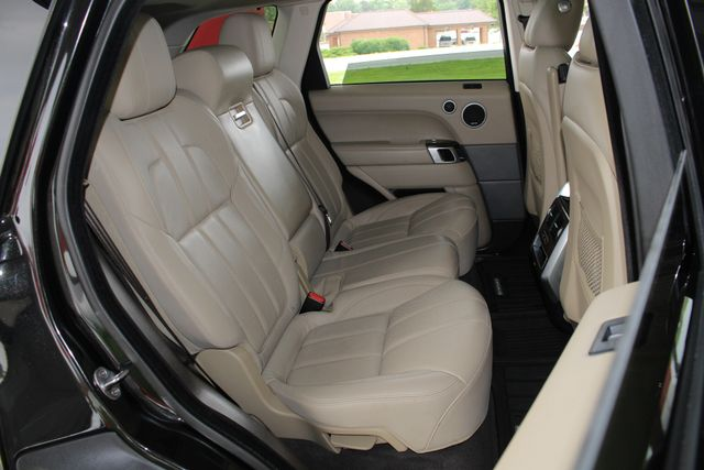 2016 Land Rover Range Rover Sport V6 HSE 4WD - NAV - PANO ROOF - BLIND SPOT! Mooresville , NC 15