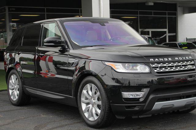 2016 Land Rover Range Rover Sport V6 HSE 4WD - NAV - PANO ROOF - BLIND SPOT! Mooresville , NC 27