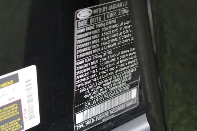 2016 Land Rover Range Rover Sport V6 HSE 4WD - NAV - PANO ROOF - BLIND SPOT! Mooresville , NC 65