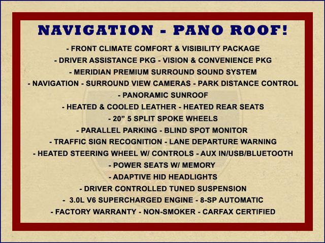2016 Land Rover Range Rover Sport V6 HSE 4WD - NAV - PANO ROOF - BLIND SPOT! Mooresville , NC 1