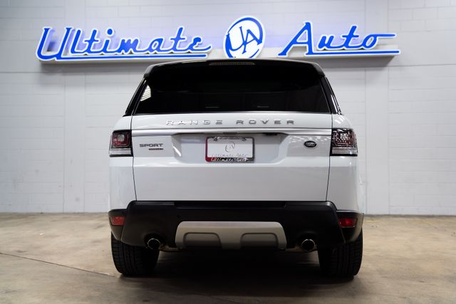 2016 Land Rover Range Rover Sport V6 HSE Orlando, FL 3