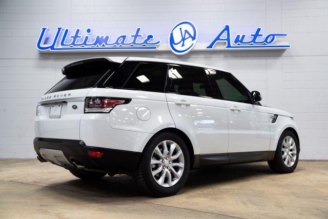 2016 Land Rover Range Rover Sport V6 HSE Orlando, FL 4