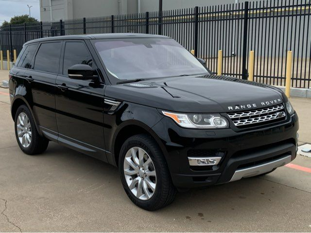 2016 Land Rover Range Rover Sport HSE * Climate & Visibility * 20s* Laser Cruise *
