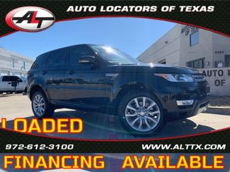 2016 Land Rover Range Rover Sport V6 HSE in Plano, TX 75093