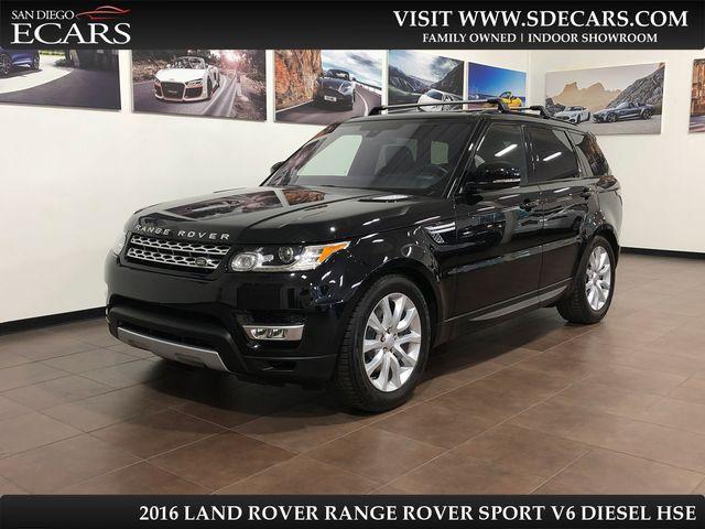 2016 Land Rover Range Rover Sport V6 Diesel HSE in San Diego, CA 92126