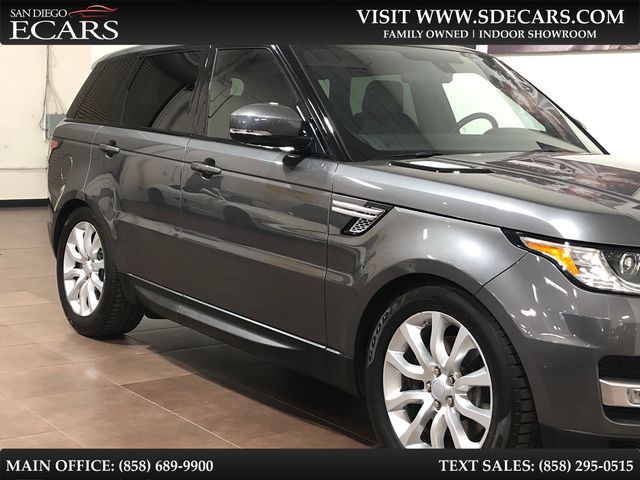 2016 Land Rover Range Rover Sport V6 HSE in San Diego, CA 92126
