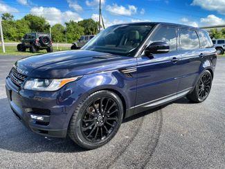 2016 Land Rover Range Rover Sport SUPERCHARGED 22 AUTOBIOGRAPHY BLACK ED   Florida  Bayshore Automotive   in , Florida