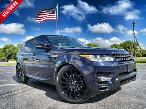 2016 Land Rover Range Rover Sport SUPERCHARGED 22