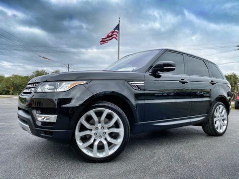 2016 Land Rover Range Rover Sport V6 HSE SUPERCHARGED PANO BLACK/BLACK SPORT in , Florida