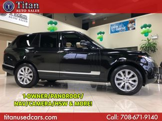 2016 Land Rover Range Rover HSE in Worth, IL 60482