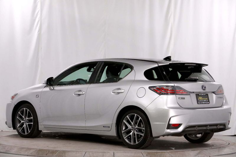 2016 Lexus CT 200h Hybrid - F Sport pkg - Navigation   city California  MDK International  in Los Angeles, California