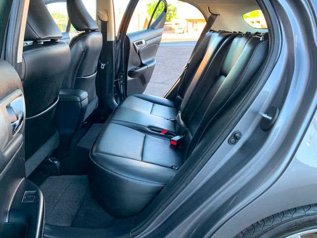 2016 Lexus CT 200h Hybrid 3 MONTH/3,000 MILE NATIONAL POWERTRAIN WARRANTY Mesa, Arizona 10