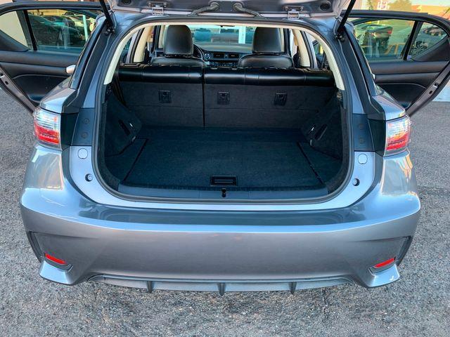 2016 Lexus CT 200h Hybrid 3 MONTH/3,000 MILE NATIONAL POWERTRAIN WARRANTY Mesa, Arizona 11