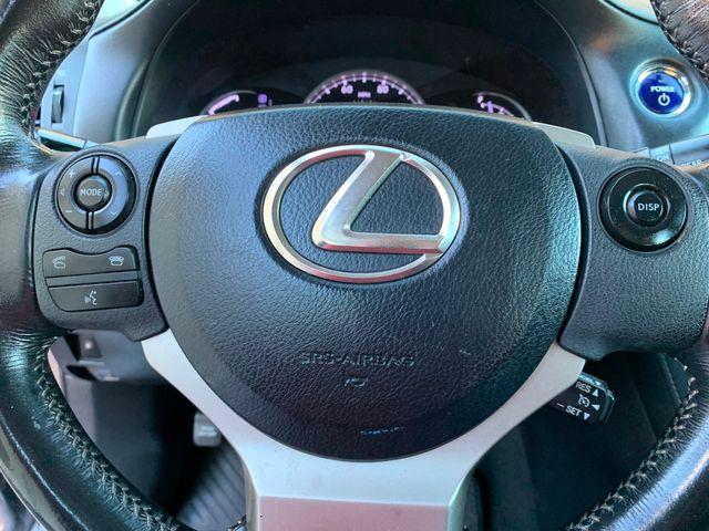 2016 Lexus CT 200h Hybrid 3 MONTH/3,000 MILE NATIONAL POWERTRAIN WARRANTY Mesa, Arizona 15