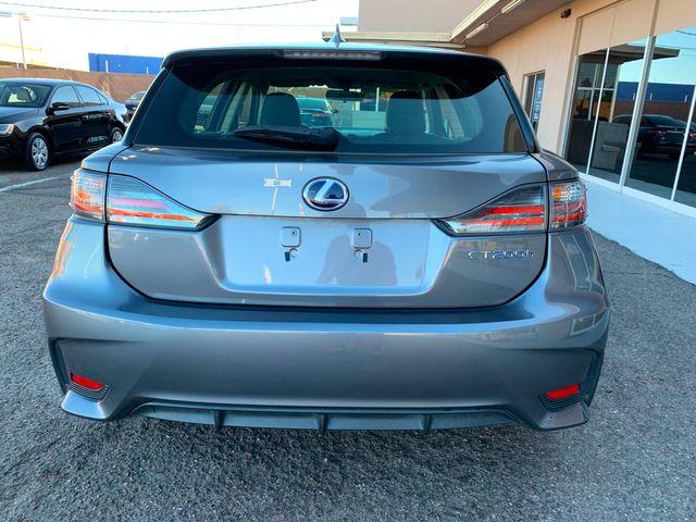 2016 Lexus CT 200h Hybrid 3 MONTH/3,000 MILE NATIONAL POWERTRAIN WARRANTY Mesa, Arizona 3