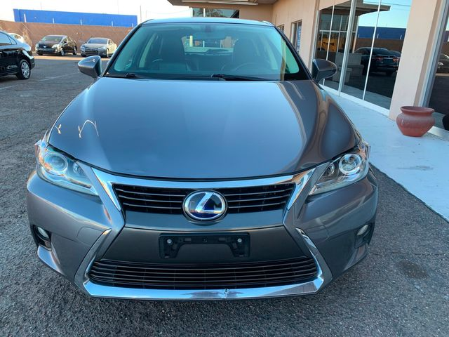 2016 Lexus CT 200h Hybrid 3 MONTH/3,000 MILE NATIONAL POWERTRAIN WARRANTY Mesa, Arizona 7