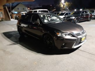 2016 Lexus CT 200h Hybrid Los Angeles, CA 4