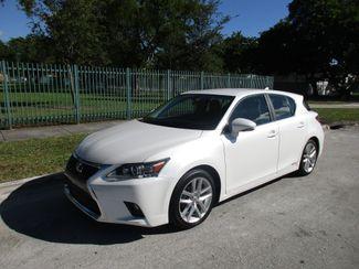 2016 Lexus CT 200h Hybrid in Miami FL, 33142