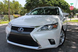 2016 Lexus CT 200h Hybrid in Miami, FL 33142