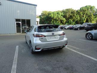 2016 Lexus CT 200h Hybrid F SPORT PKG. NAVIGATION SEFFNER, Florida 14