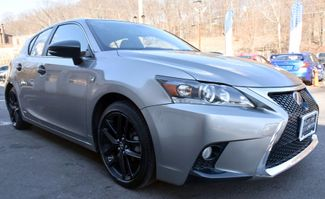 2016 Lexus CT 200h Hybrid Waterbury, Connecticut 9