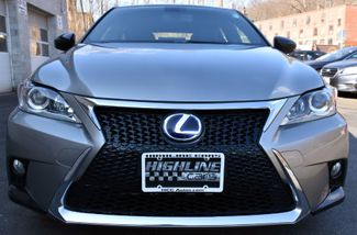 2016 Lexus CT 200h Hybrid Waterbury, Connecticut 10