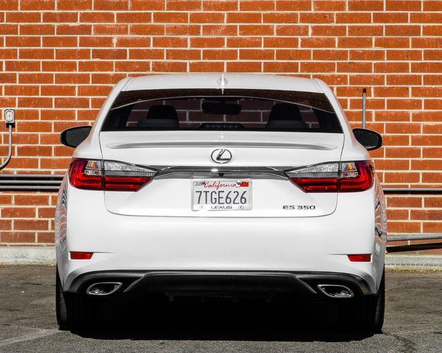 2016 Lexus ES 350 Burbank, CA 6