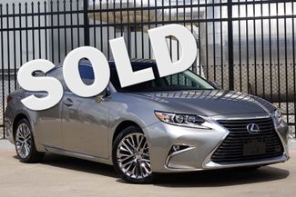 2016 Lexus ES 350 1-Owner * Safety System + * ULTRA LUX *Park Assist Plano, Texas