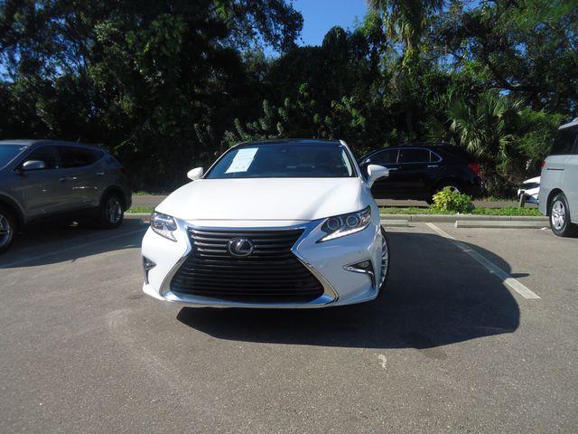 2016 Lexus ES 350 ULTRA LUXURY. PANORAMIC. NAVIGATION SEFFNER, Florida