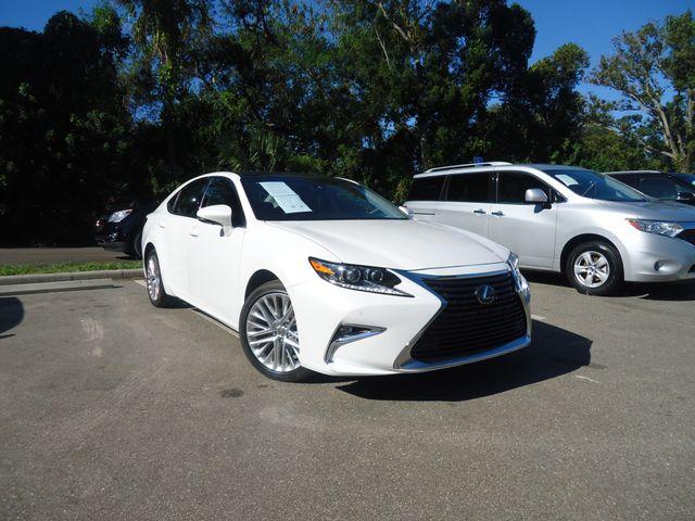 2016 Lexus ES 350 ULTRA LUXURY. PANORAMIC. NAVIGATION SEFFNER, Florida 10