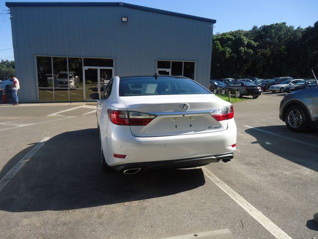 2016 Lexus ES 350 ULTRA LUXURY. PANORAMIC. NAVIGATION SEFFNER, Florida 14