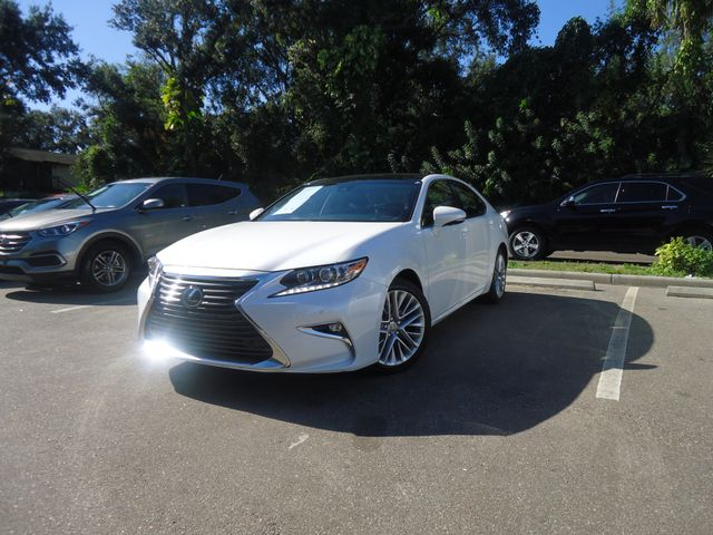 2016 Lexus ES 350 ULTRA LUXURY. PANORAMIC. NAVIGATION SEFFNER, Florida 7