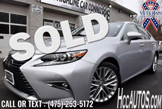 2016 Lexus ES 350 4dr Sdn Waterbury, Connecticut