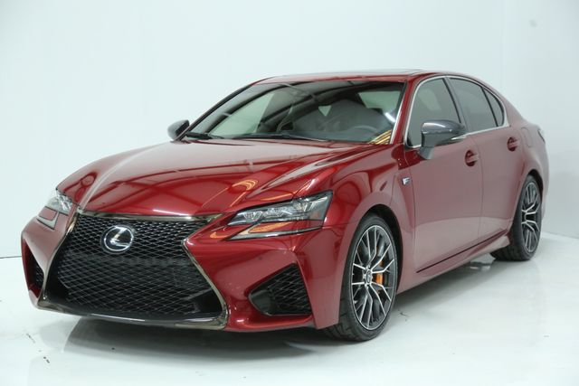 2016 Lexus GS F Houston, Texas 3