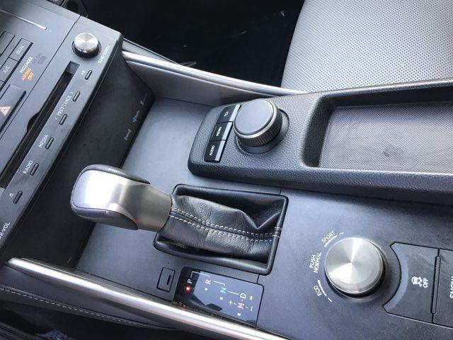 2016 Lexus IS 200t ONE OWNER in Carrollton, TX 75006