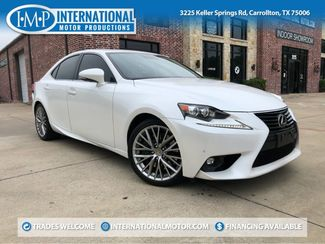 2016 Lexus IS 200t ONE OWNER in Carrollton, TX 75006