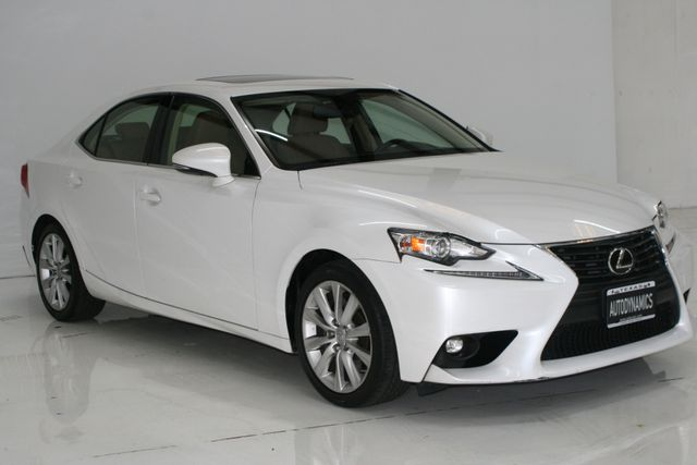 2016 Lexus IS 200T Houston, Texas 3