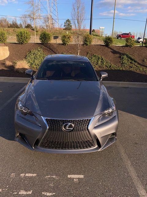 2016 Lexus IS 200t 200t