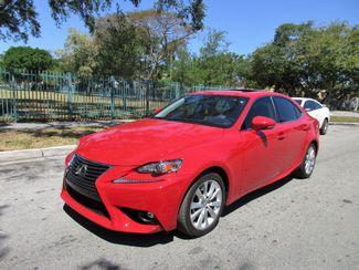 2016 Lexus IS 200t in Miami FL, 33142
