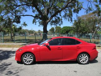2016 Lexus IS 200t Miami, Florida 1