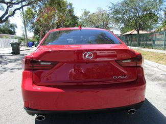 2016 Lexus IS 200t Miami, Florida 3